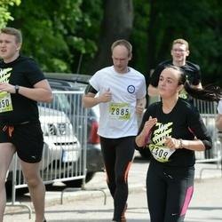 DNB - Nike We Run Vilnius - Aiste Dedele (2309), Martynas Žilius (2885)