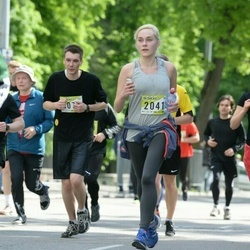 DNB - Nike We Run Vilnius - Dalia Zakaraite (2041)