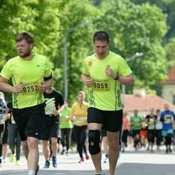 DNB - Nike We Run Vilnius - Julius Gregorauskas (59), Martynas Lunys (252)