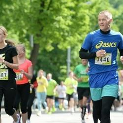DNB - Nike We Run Vilnius - Elena Zuokaite (2587), Arminas Vareika (3440)