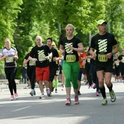 DNB - Nike We Run Vilnius - Virgintas Stogevicius (116), Monika Stogeviciute (152)