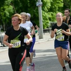 DNB - Nike We Run Vilnius - Dalia Švelnyte (2065), Laura Paulina Šinkunaite (2478)