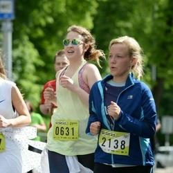DNB - Nike We Run Vilnius - Kseniia Telitcyna (631), Indre Jocyte (2138)