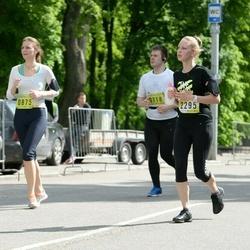 DNB - Nike We Run Vilnius - Vanda Gaidamovic (875), Lina Petraviciute (2295)