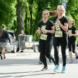 DNB - Nike We Run Vilnius - Giedre Kekiene (4006), Marina Volkova (4008)
