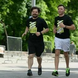 DNB - Nike We Run Vilnius - Denis Poloudin (130), Oleg Kazak (3572)