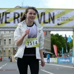 DNB - Nike We Run Vilnius - Simona Jurgelenaite (2514)