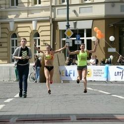 DNB - Nike We Run Vilnius - Diana Lobacevske (3), Rasa Drazdauskaite (897)