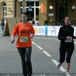 DNB - Nike We Run Vilnius - Linas Markevicius (2359), Silvija Mazauskaite (2506)