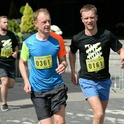 DNB - Nike We Run Vilnius - Tomas Velenius (161), Marijus Lementauskas (361)