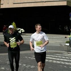 DNB - Nike We Run Vilnius - Darius Paknys (394), Deividas Bubnelis (537)