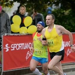 DNB - Nike We Run Vilnius - Marcis Standzenieks (72), Rolandas Jakštas (814)