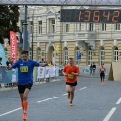 DNB - Nike We Run Vilnius - Sigitas Ciukša (419), Nerijus Bielcius (647)