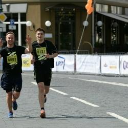 DNB - Nike We Run Vilnius - Rolandas Juršenas (137), Žilvinas Klimavicius (808)
