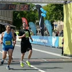 DNB - Nike We Run Vilnius - Mindaugas Pranskevicius (34), Paulius Šubonis (434)