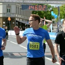 DNB - Nike We Run Vilnius - Julius Donatas Budrevicius (503), Laimonas Nauseda (768)