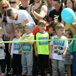 DNB - Nike We Run Vilnius - Arvydas Cerniauskas (337), Nerijus P (392), Kasparas Falkas (472), Vytautas Simaitis (508)