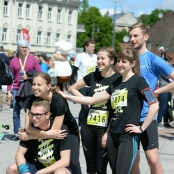 DNB - Nike We Run Vilnius - Žiedune Juškyte (7074), Lijana Lepeškaite (7416)
