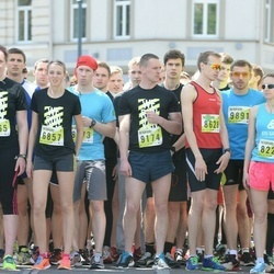 DNB - Nike We Run Vilnius - Lina Kulyte (6857), Vitalija Oponaviciute (8221), Auguste Laurinaityte (9165), Josif Liubenec (9174)