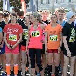 DNB - Nike We Run Vilnius - Loreta Kancyte (6001), Benas Kontrimavicius (7014), Ieva Šagauskaite (8168), Vaida Žusinaite (8518), Lina Batuleviciute (9815)