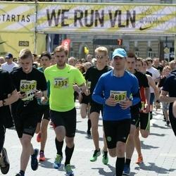 DNB - Nike We Run Vilnius - Giedrius Borisas (7332), Kasparas Ašoklis (8342), Eugenijus Maþiulis (8607)