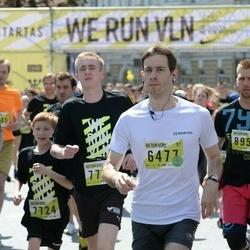 DNB - Nike We Run Vilnius - Aurimas Danaitis (6477), Darmantas Švaikovskij (7724)