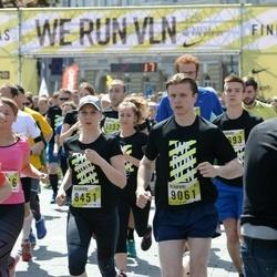 DNB - Nike We Run Vilnius - Jurgita Podlipskiene (8451), Povilas Ruzgaila (9061)
