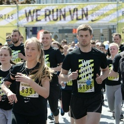 DNB - Nike We Run Vilnius - Valdas Ivanauskas (6186), Kristina Klimaviciene (8351)
