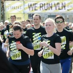 DNB - Nike We Run Vilnius - Darius Ryliškis (7001), Viktorija Burneckiene (7190)