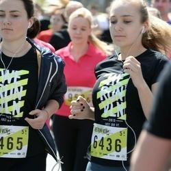 DNB - Nike We Run Vilnius - Samanta Plikaityte (6436), Greta Paulaityte (6465)