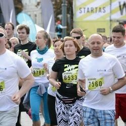 DNB - Nike We Run Vilnius - Agne Veckyte (6533), Aurimas Serva (7560)