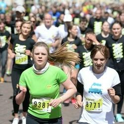 DNB - Nike We Run Vilnius - Aurelija Markeviciute (8771), Ieva Zigmantaite (9381)
