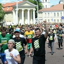 DNB - Nike We Run Vilnius - Virginija Petrauskiene (9251), Andrius Šimelevicius (9463)