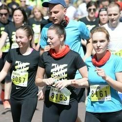 DNB - Nike We Run Vilnius - Vaida Žvirblyte (8161), Greta Kimbirauskaite (8163)