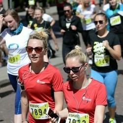 DNB - Nike We Run Vilnius - Virginija Muleronkaite (7894), Simona Šerelyte (7913)