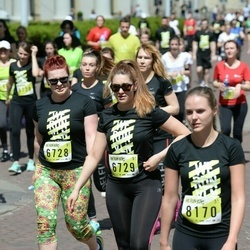 DNB - Nike We Run Vilnius - Katre Trapnauskaite (6729), Elena Boþkaite (8170)