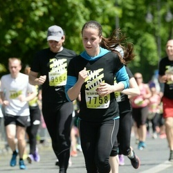 DNB - Nike We Run Vilnius - Agne Skliaustyte (7758)