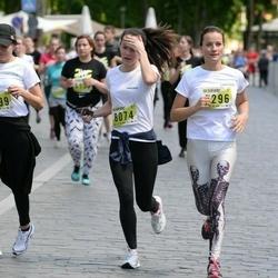 DNB - Nike We Run Vilnius - Agne Šafranoviciute (8074), Evelina Vaituleviciute (8299)