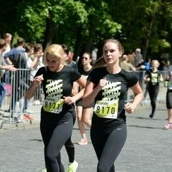 DNB - Nike We Run Vilnius - Elena Boþkaite (8170), Margarita Baranova (8171)