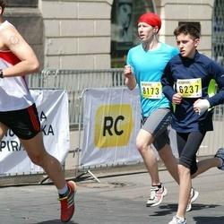DNB - Nike We Run Vilnius - Miroslav Znišcinskij (6237), Rytis Navarskas (8173)