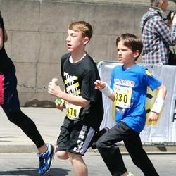 DNB - Nike We Run Vilnius - Aurimas Siominas (6478), Mikas Makušinas (8330)
