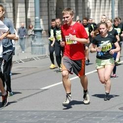 DNB - Nike We Run Vilnius - Mykolas Šukys (6146), Virginija Davainyte (8418)