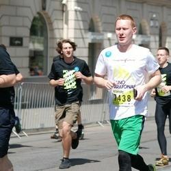 DNB - Nike We Run Vilnius - Nerijus Keršis (7438), Mantas Bielskis (8605)