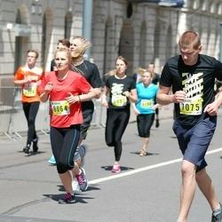 DNB - Nike We Run Vilnius - Sigitas Žvingilas (7075), Lina Nareckaite (8064)