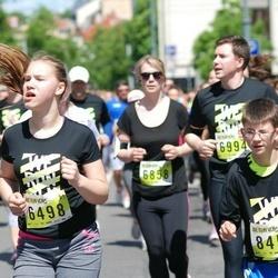 DNB - Nike We Run Vilnius - Elvyra Gasperoviciute (6498), Edvin Rutkevic (8455)
