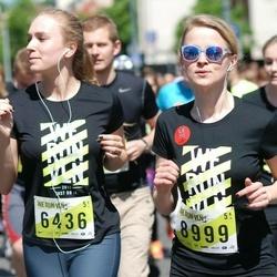 DNB - Nike We Run Vilnius - Samanta Plikaityte (6436), Simona Zuloniene (8999)