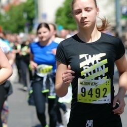 DNB - Nike We Run Vilnius - Viktorija Žvirblyte (9492)