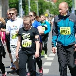 DNB - Nike We Run Vilnius - Dainius Leonavicius (82), Goda Leonaviciute (8539), Viktorija Radcenko (9111)
