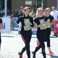 DNB - Nike We Run Vilnius - Kristina Trusevic (6050), Giedre Blaþyte (6865)