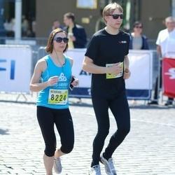 DNB - Nike We Run Vilnius - Tadas Padvilikis (6712), Marija Padvilike (8224)
